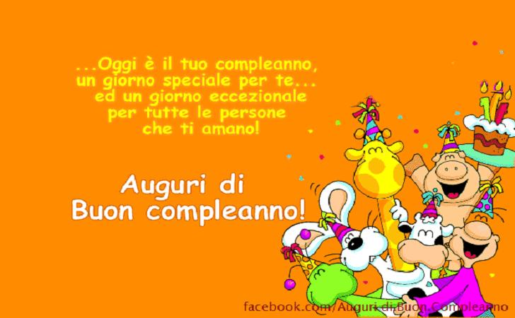Auguri Buon Compleanno 7 Anni.Frasi Per Augurare Buon Compleanno Ad Un Amico