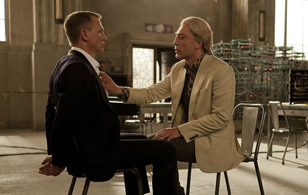 Skyfall becomes the first billion dollar Bond film