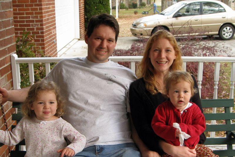 Grant Family Thanksgiving