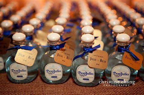 Mini tequila bottles!   BUM BUM DA DUMMM   Pinterest