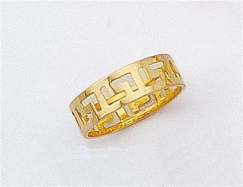 Greek Jewelry :: 14k Gold Rings :: Wedding rings :: Gold