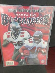 NFL TAMPA BAY BUCCANEERS OFFICIAL 1999 TEAM YEARBOOK  eBay