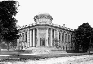 Guelph Public Library building, demolished in ...