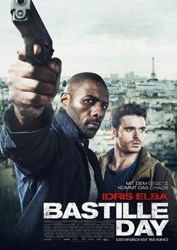 Bastille Day Filmplakat