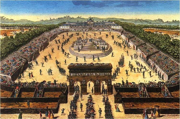 Campo de Marte 1790