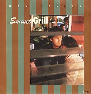 Don Henley Down At The Sunset Grill Lyrics