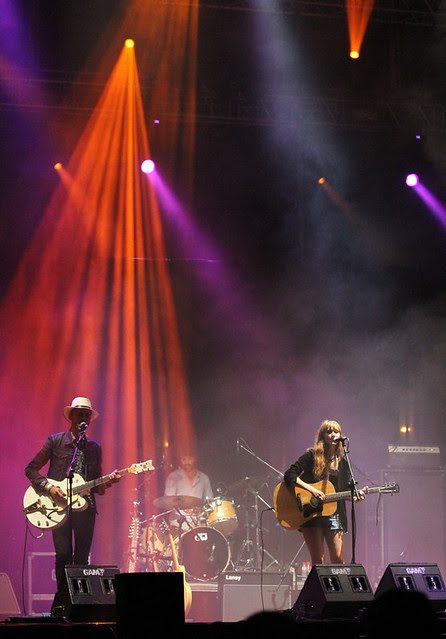 THE BRIGHT EN EL SANTANDER MUSIC 2013