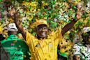Three party leaders seeking to win S.Africa election