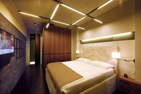 led ceiling lighting interior design inspirations