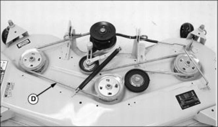 35 John Deere 48c Mower Deck Parts Diagram