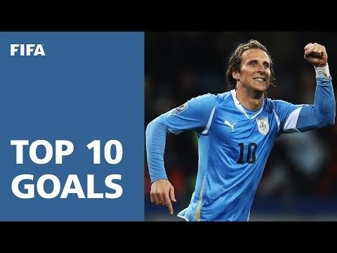 TOP Ten GOALS | FIFA World Cup