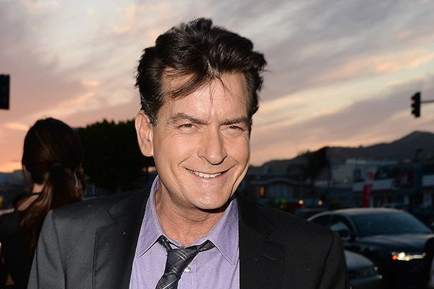 Charlie Sheen: Showed no mercy with furious posts
