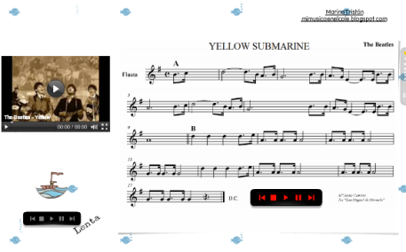 http://mimusicaenelcole.wix.com/yellowsubmarine