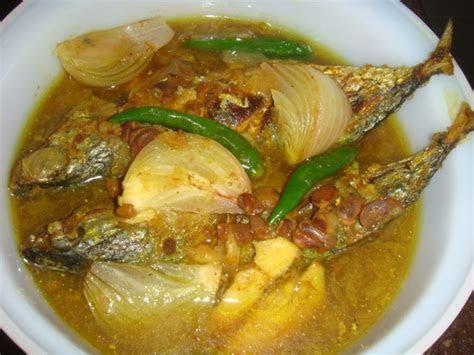 ikan goreng taucu berkuah jamu selera mstar
