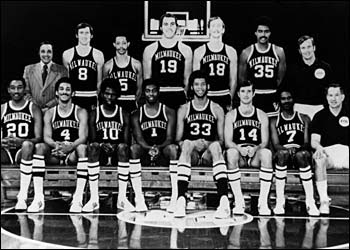 Milwaukee Bucks (1970-71)