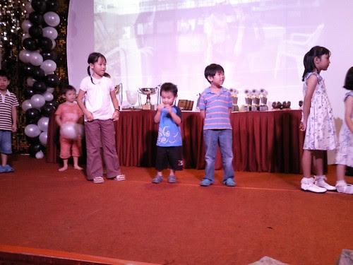 our little singer