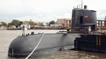 Submarinos para recuperar Tandanor