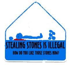 STONE SIGN2