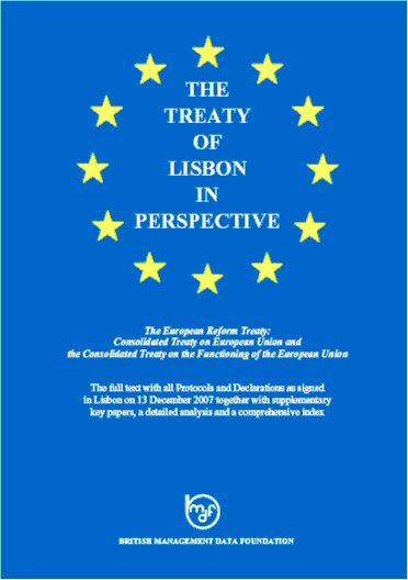 Image result for EU lisbon treaty