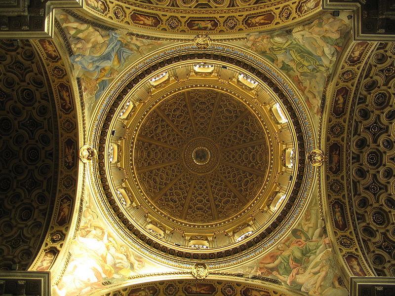 File:San Carlo ai Catinari - Dome.JPG