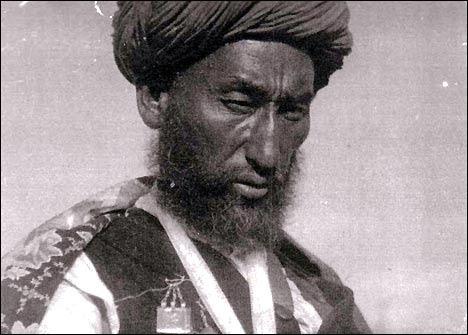 Ибрагимбек. Фото из архива автора статьи