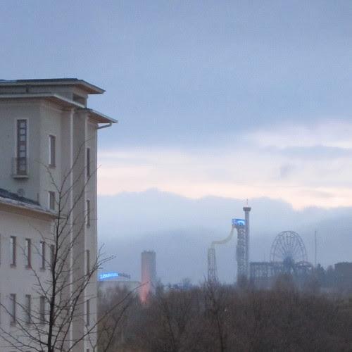 Pilvet kuin vuoret by Anna Amnell