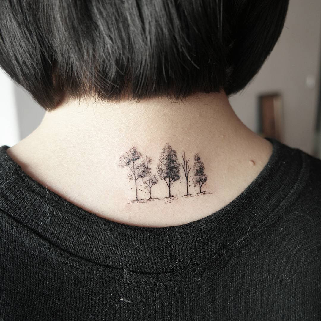 95+ Best Simple Tattoos Designs & Meanings — [Trends of 2019]