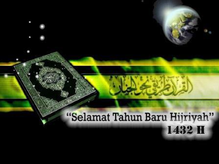 UCAPAN SELAMAT TAHUN BARU ISLAM 2012