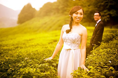 Hameda ~ Pre-wedding Photography