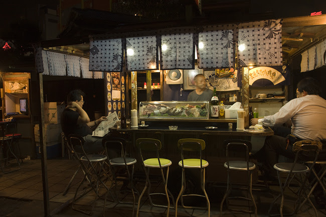 Fukuoka Street Vendors