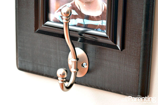 Photo Frame Backpack Hooks