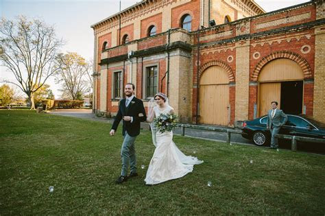 Walka Water Works Wedding