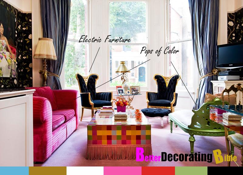 Modern french regency style interior design marie antoinette ...