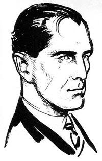 Ian Fleming's impression of James Bond