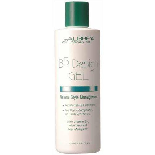 Shop Aubrey Organics Hair Design Gel B5 All Natural 8 Oz Hair