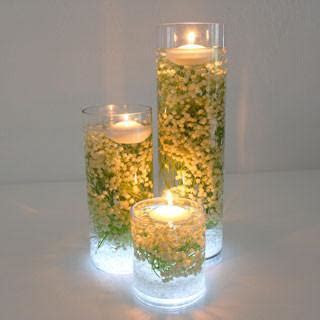 DIY Baby's Breath Submersible Centerpiece ? Afloral.com