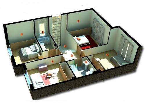 Desain Rumah Minimalis Modern 1 Lantai Bernuansa Kontemporer Rumahminimalis Com