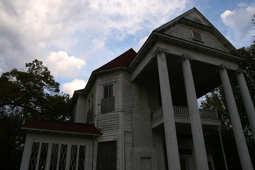 judge j.n campbell house