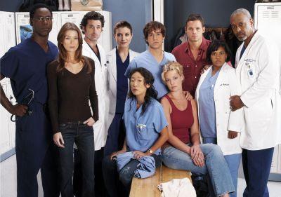 Grey's Anatomy Season 2 Cast - Grey's Anatomy Photo (417528) - Fanpop