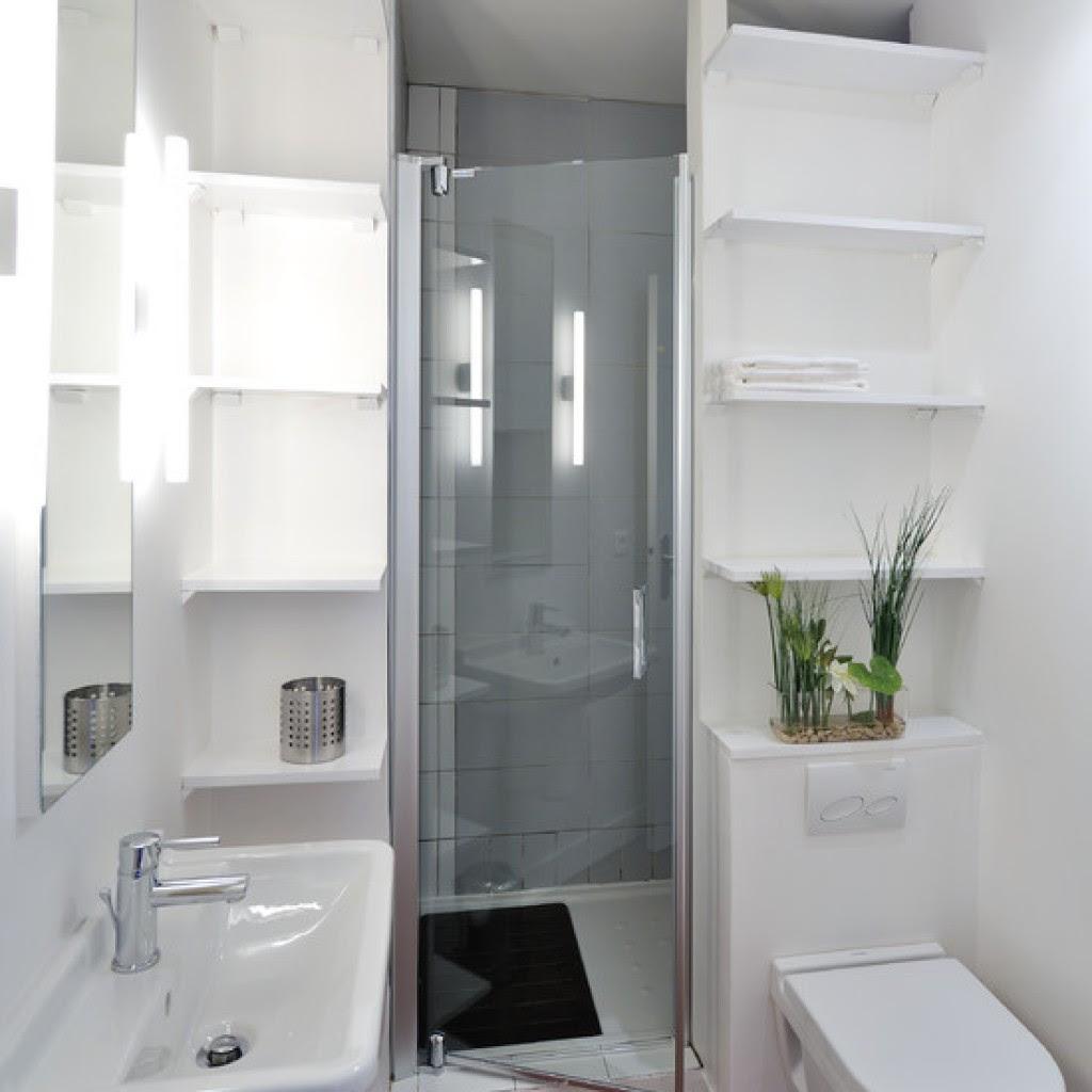 85 Desain Kamar Mandi Minimalis Tanpa Bathup Sisi Rumah Minimalis
