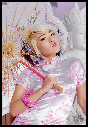 modern geisha girls