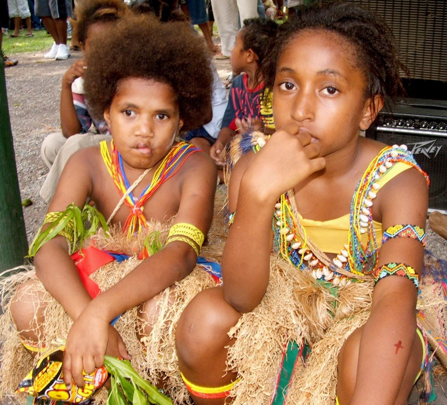 Melanesian girl   Melanesian Pacific Islander Beautiful