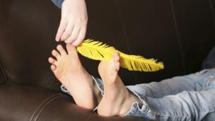 Why you can't tickle yourself