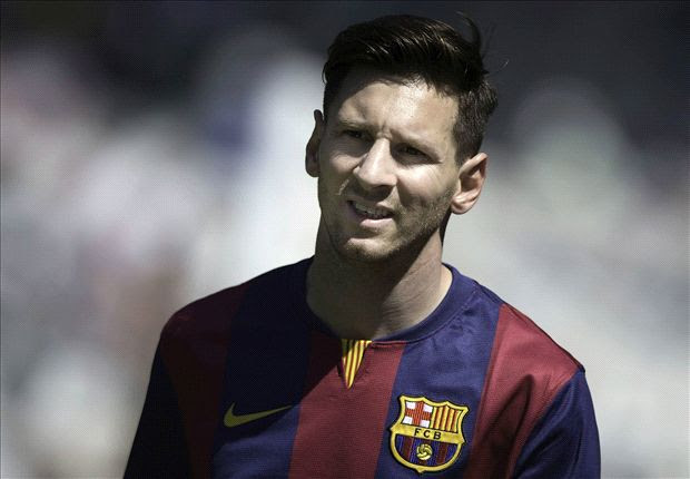 Messi through the years - watch the Barcelona superstar ...