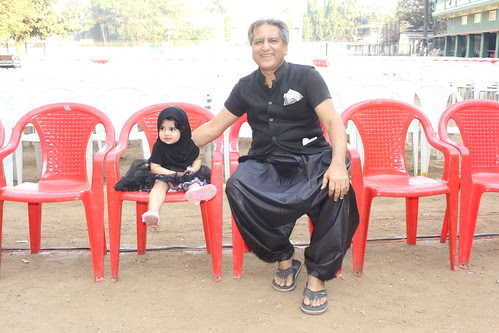 The 17 Month Old Teacher And The 60 Year Old Student Of Photography by firoze shakir photographerno1