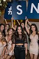 demi lovato gets support nina dobrev and glen powell at house party tour in vegas 01