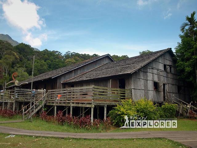 Houses of Sarawak