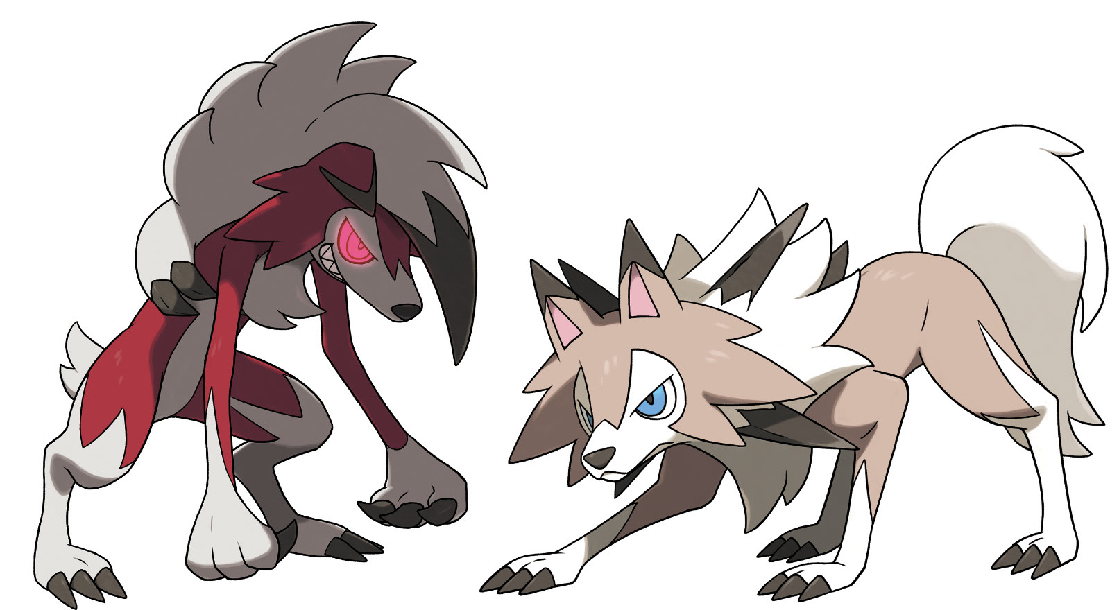 Lycanroc gets new form in Pokemon Ultra Sun and Ultra Moon screenshot