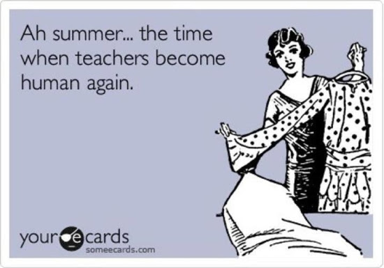 12 Painfully True End Of School Year Teacher Memes