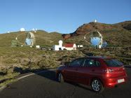 Strange-looking gamma ray telescopes